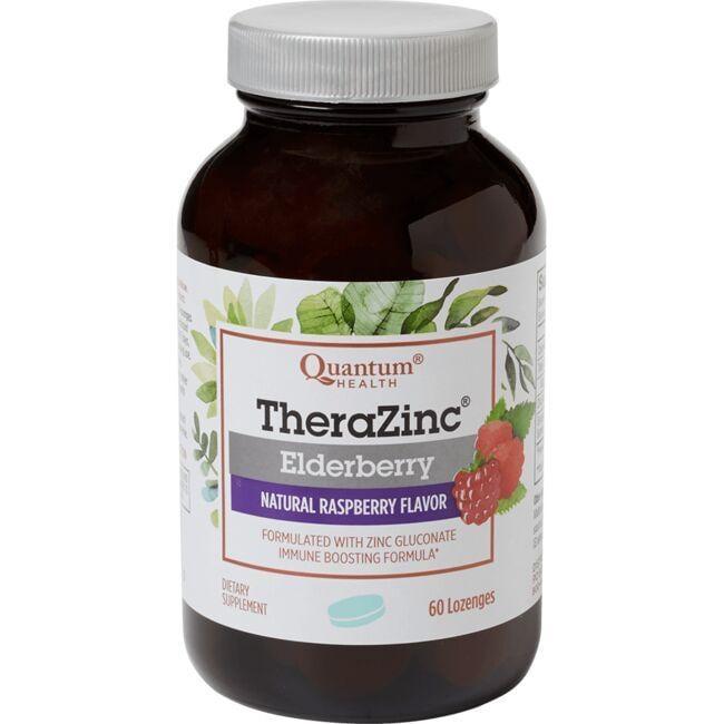 Quantum HealthTheraZinc Elderberry Lozenges