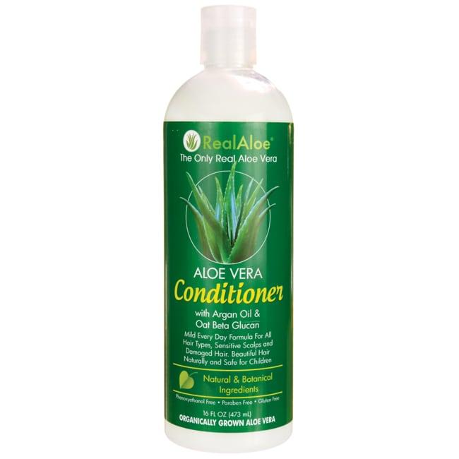 Real AloeAloe Vera Conditioner