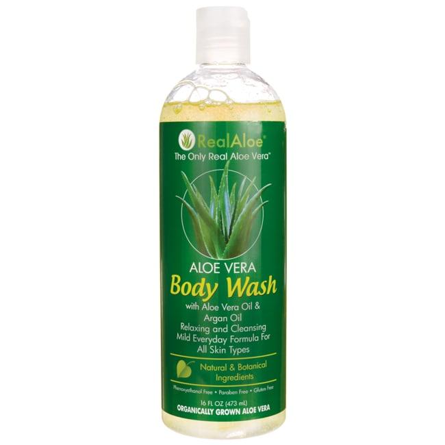 Real AloeAloe Vera Body Wash