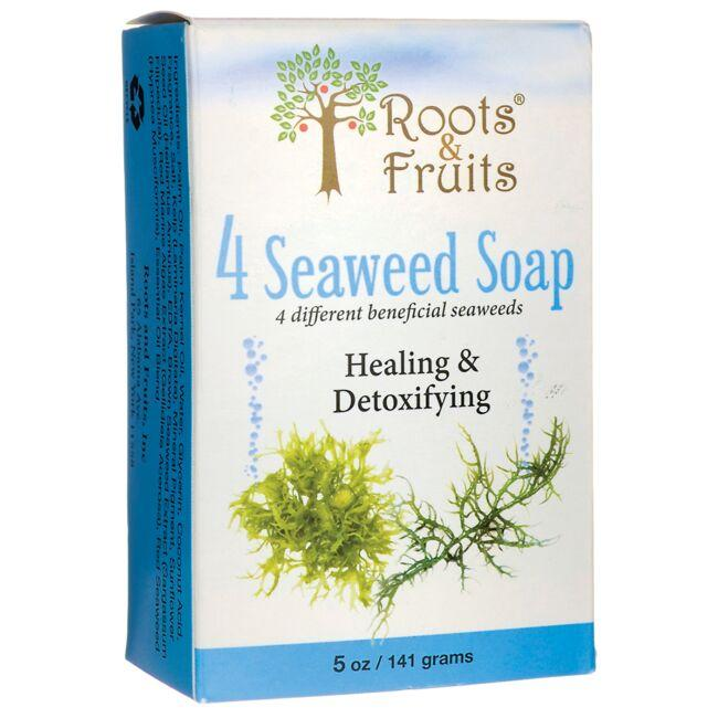 Roots & Fruits 4 Seaweed Soap