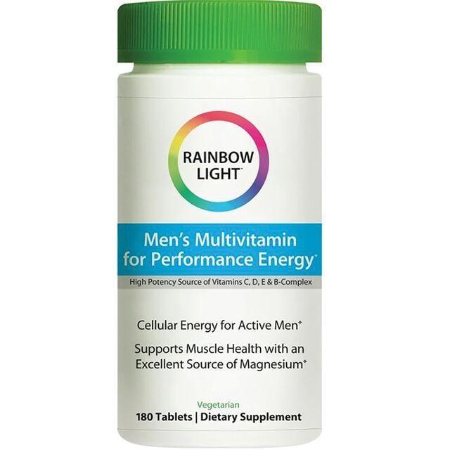 Rainbow LightPerformance Energy for Men Multivitamin