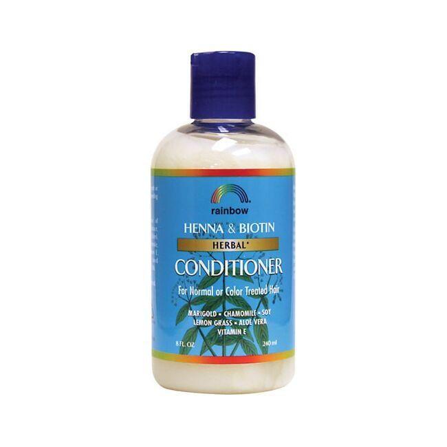 Rainbow ResearchHenna and Biotin Herbal Conditioner