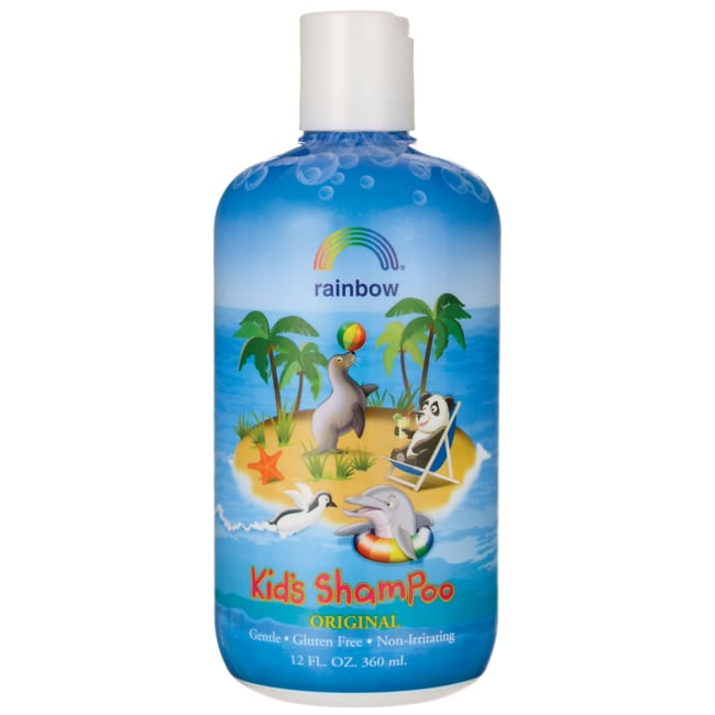 Rainbow Research Original Herbal Shampoo for Kids