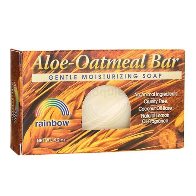 Rainbow ResearchAloe-Oatmeal Bar Soap