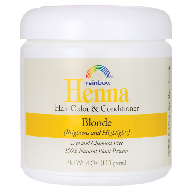 Rainbow ResearchHenna Hair Color & Conditioner - Blonde