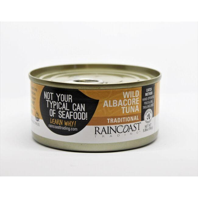 Raincoast Wild Albacore Tuna