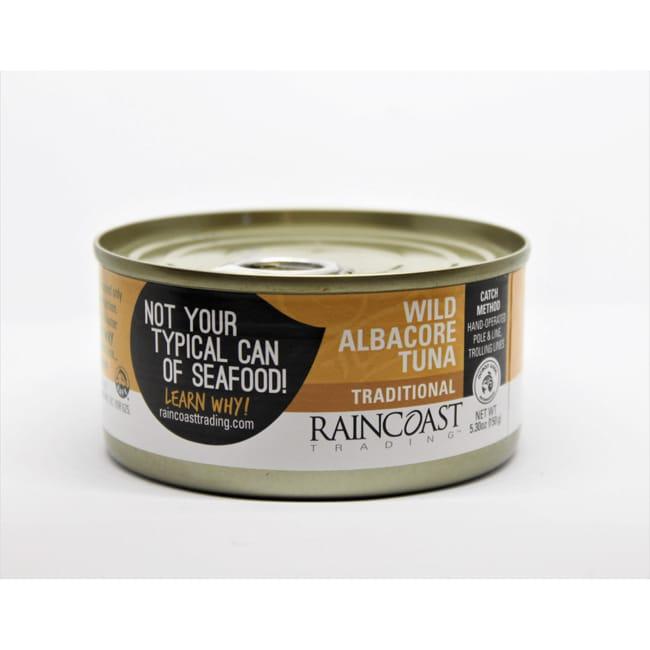 RaincoastWild Albacore Tuna