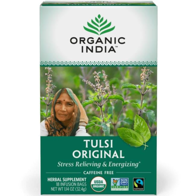 Organic IndiaTulsi Original Tea