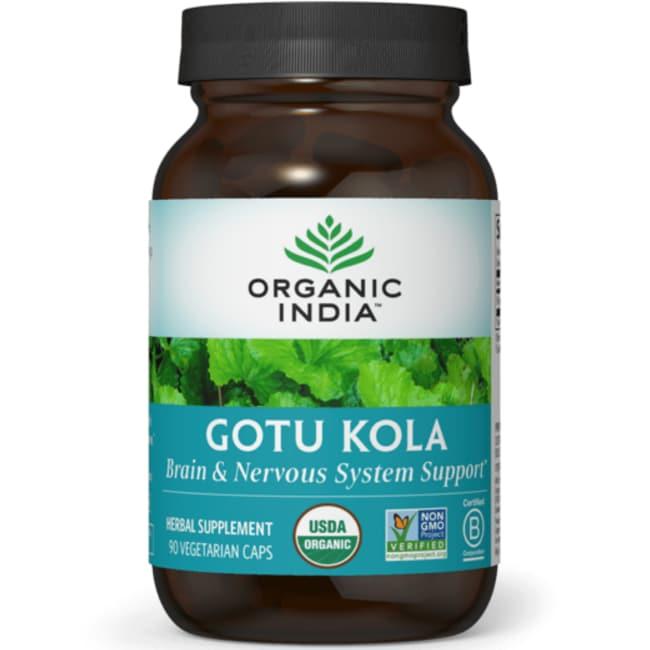 Organic IndiaGotu Kola