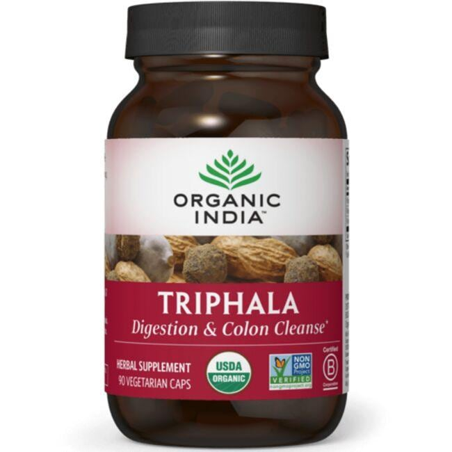 Organic IndiaTriphala Formula