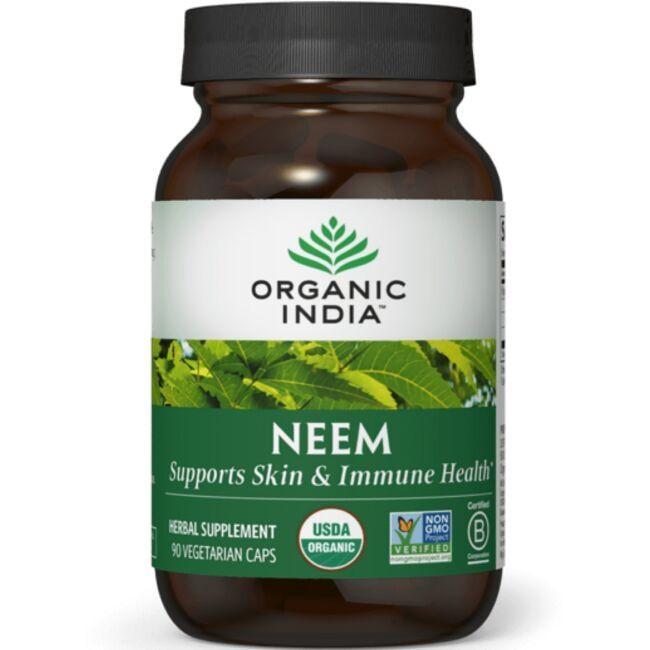 Organic IndiaNeem