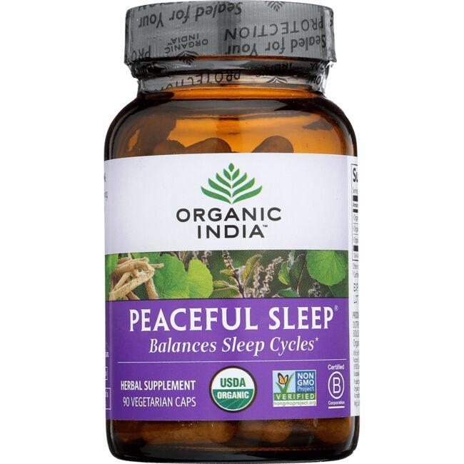 Organic IndiaPeaceful Sleep