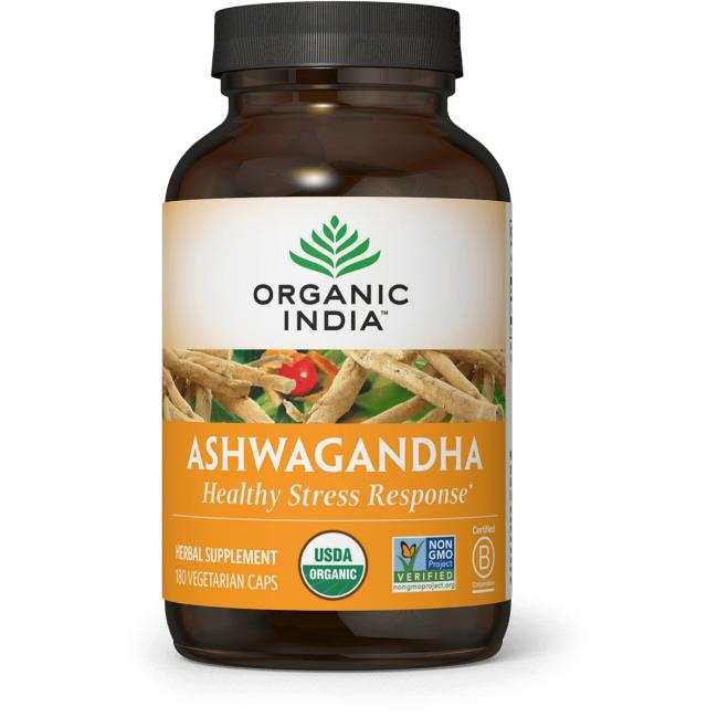 Organic IndiaAshwagandha