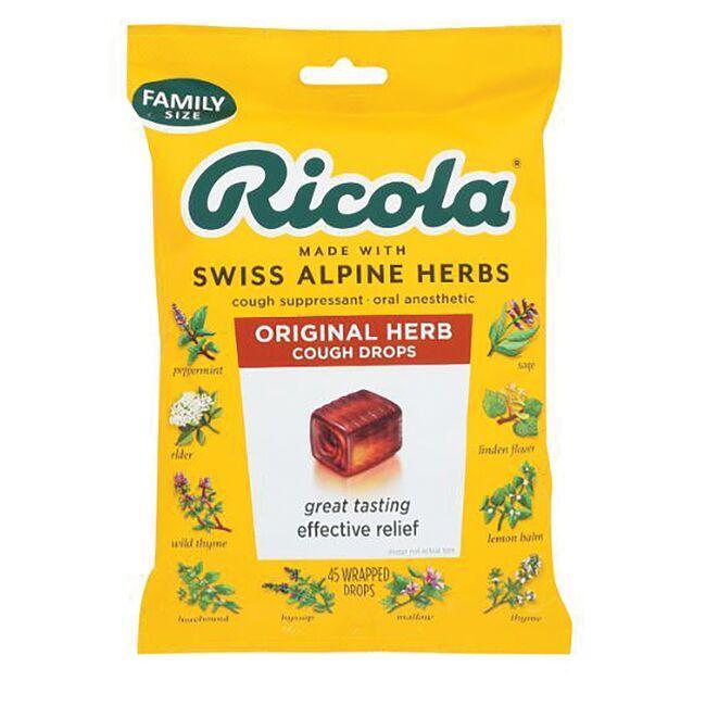 RicolaThe Original Natural Herb Cough Drops