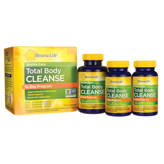 Renew LifeOrganic Total Body Cleanse