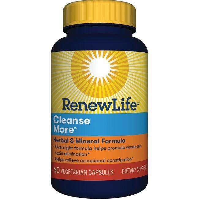 Renew LifeCleanseMore