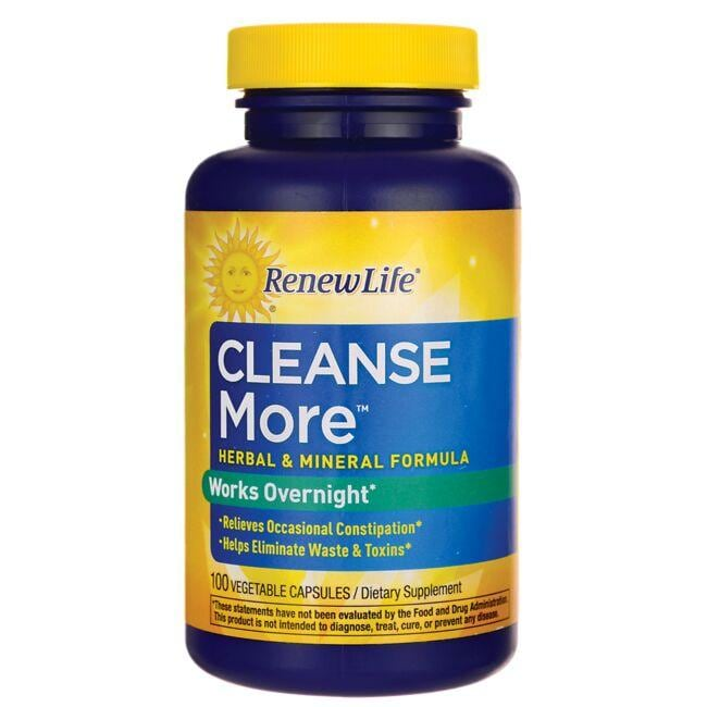 Renew LifeCleanseMore