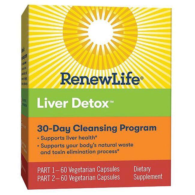 Renew LifeTargeted Liver Detox