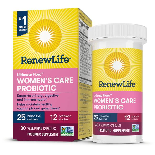 Renew Life Women's Care Ultimate Flora Probiotic