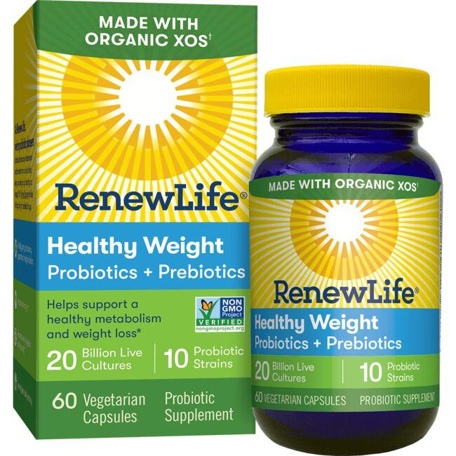 Renew LifeHealthy Weight Probiotics & Prebiotics
