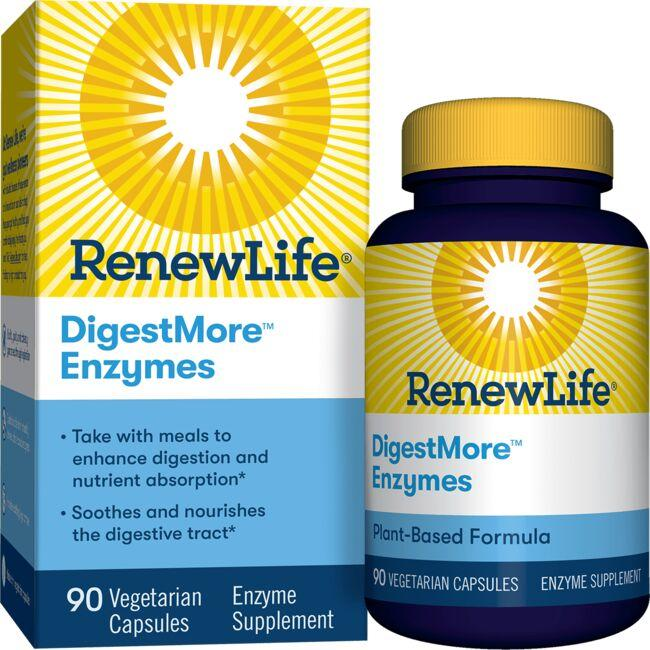 Renew LifeDigestMore Enzymes