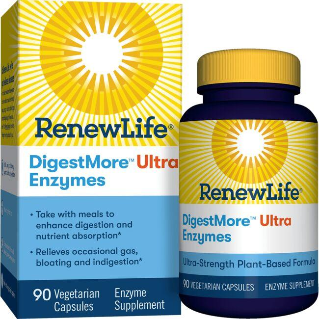 Renew Life DigestMore Ultra Enzymes