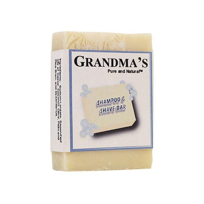 Remwood Products Co. Grandma's Shampoo & Shave Bar