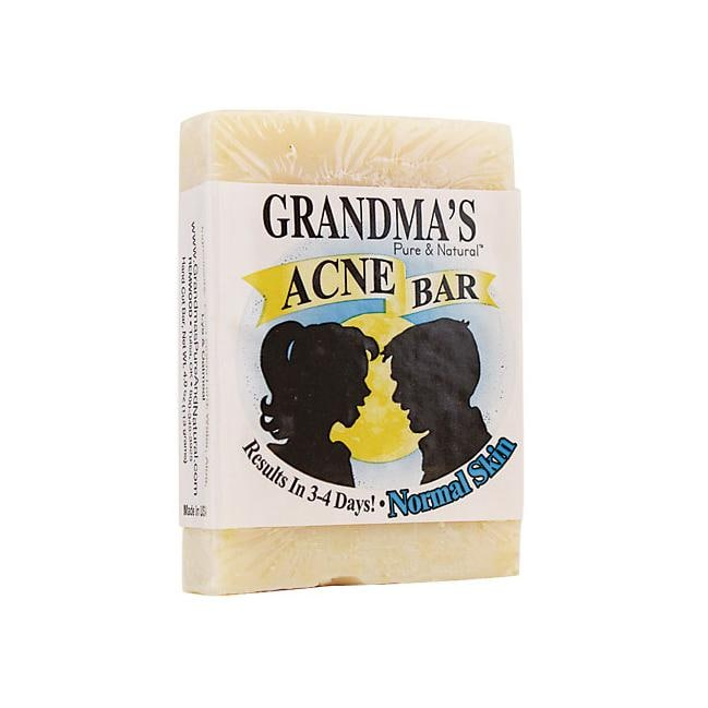 Remwood Products Co.Grandma's Acne Bar Normal Skin