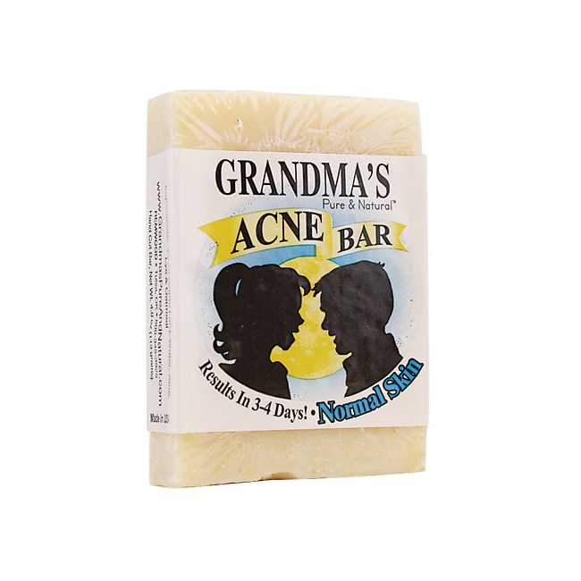 Remwood Products Co. Grandma's Acne Bar Normal Skin