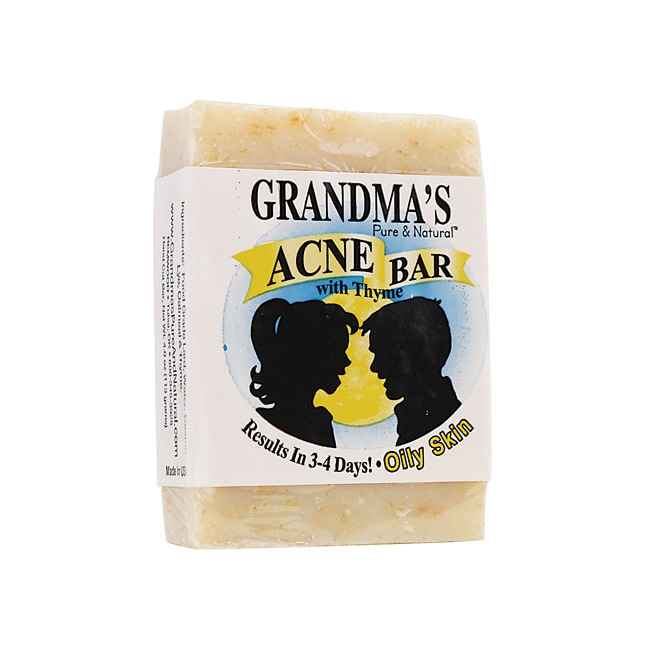 Remwood Products Co.Grandma's Acne Bar Oily Skin