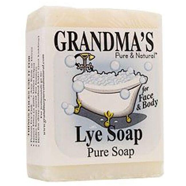 Remwood Products Co. Grandma's Pure Soap for Face & Body