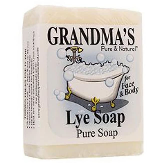 Remwood Products Co. Grandma's Lye Soap for Face & Body