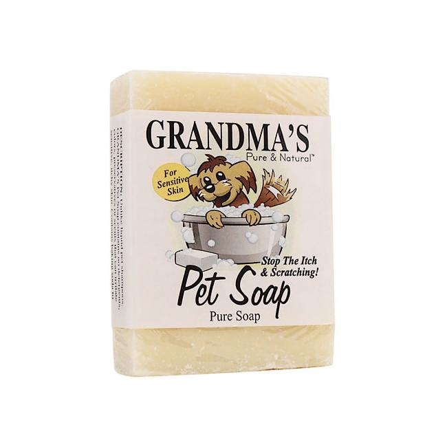Remwood Products Co. Grandma's Pet Soap