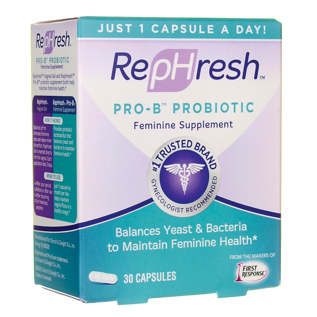 Rephresh Pro B Where To Buy / Best Probiotics Review 2016