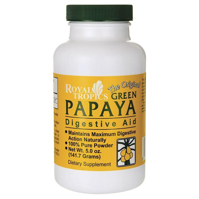 Royal TropicsThe Original Green Papaya Digestive Aid