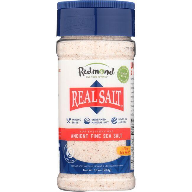 Redmond Trading Company RealSalt - Ancient Fine Sea Salt