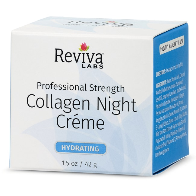 Reviva Labs Collagen Night Cream