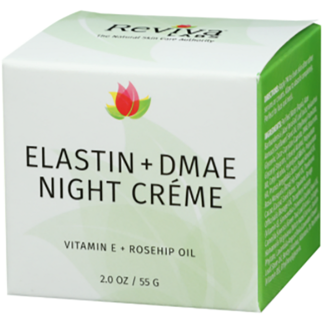 Reviva LabsElastin & DMAE Night Cream