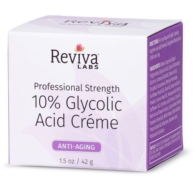 Reviva Labs10% Glycolic Acid Creme