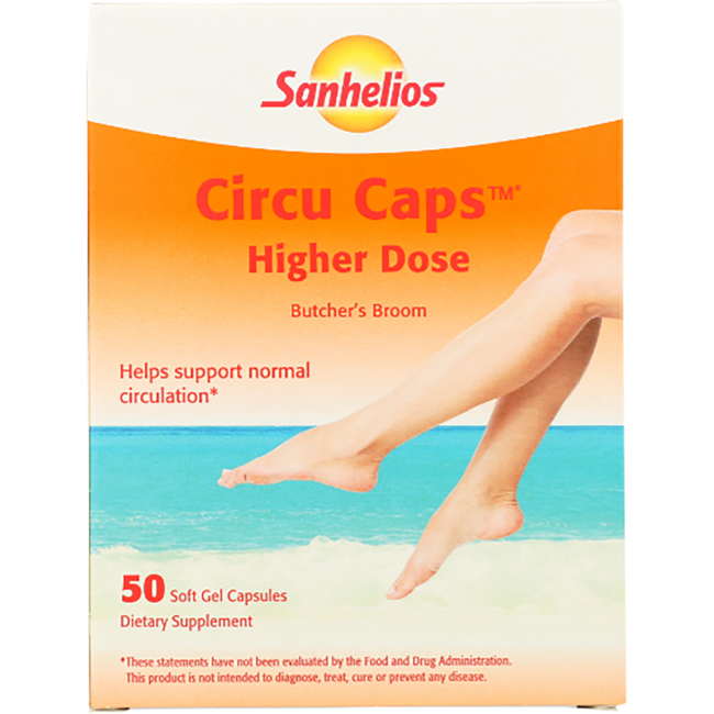 Sanhelios Circu Caps Higher Dose