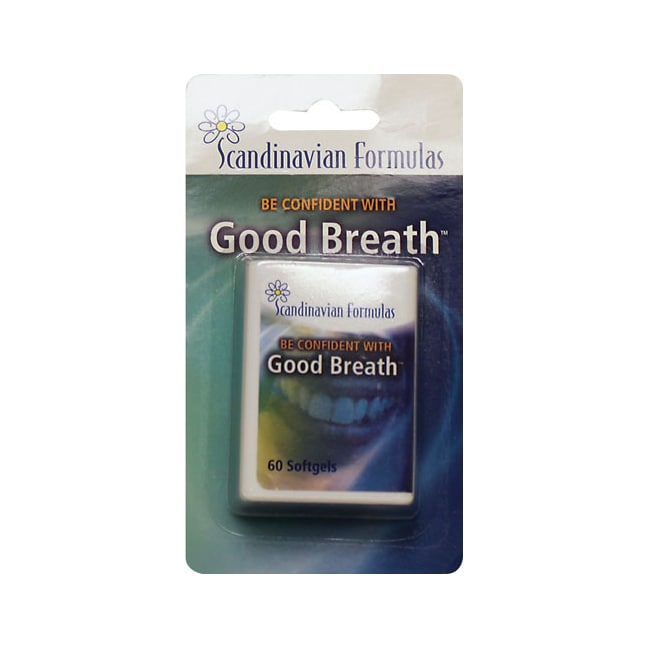 Scandinavian Formulas Good Breath