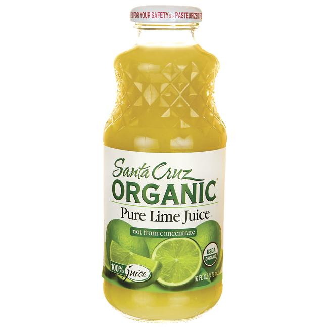 Santa CruzOrganic Pure Lime Juice