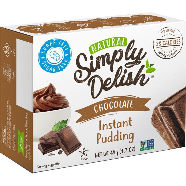 Simply DelishChocolate Pudding & Pie Filling
