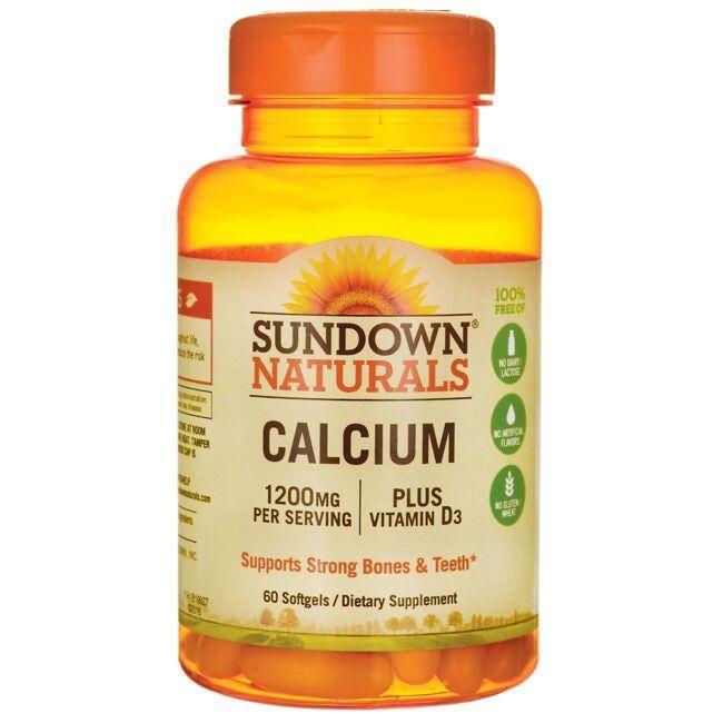Sundown NaturalsCalcium Plus Vitamin D3
