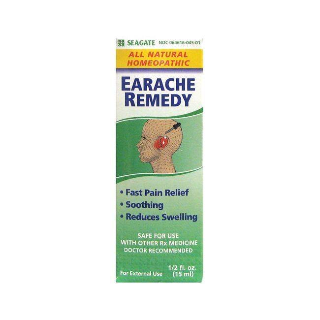SeagateEarache Remedy