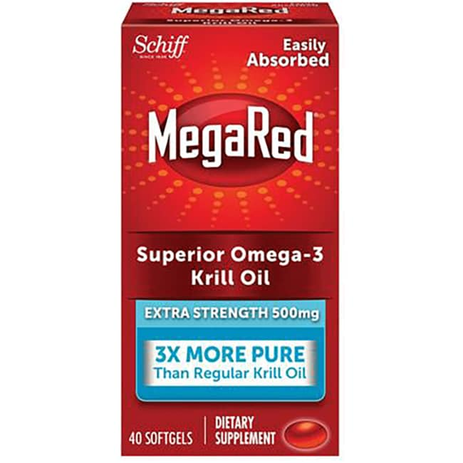 Schiff MegaRed Extra Strength