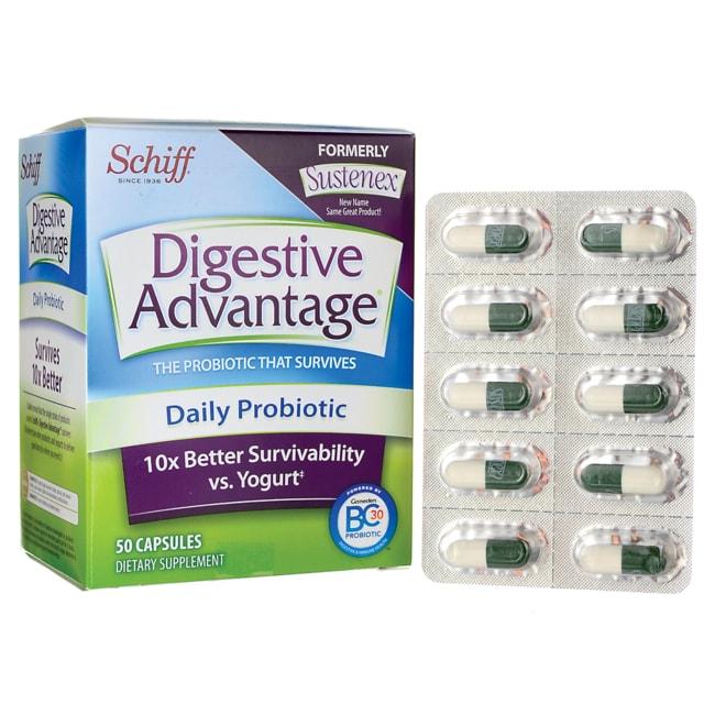 Schiff Digestive Advantage Daily Probiotic