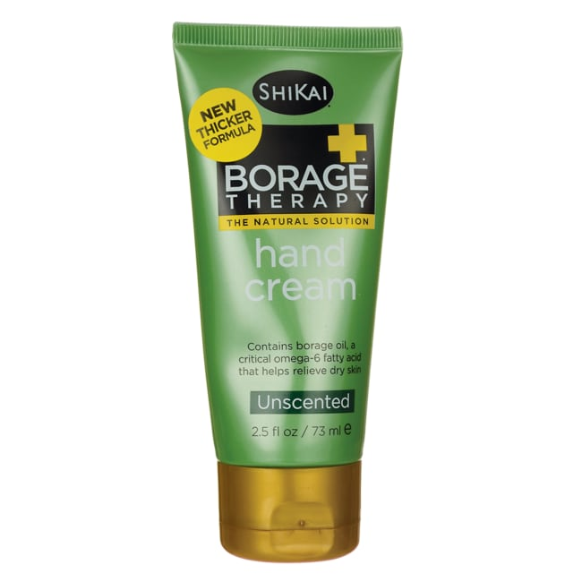 ShiKai Borage Therapy Hand Cream - Unscented