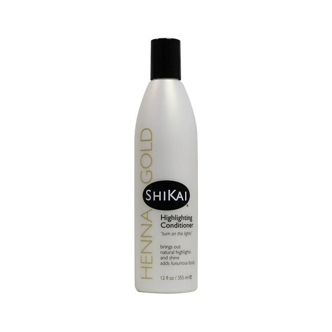 ShiKai Henna Gold Highlighting Conditioner