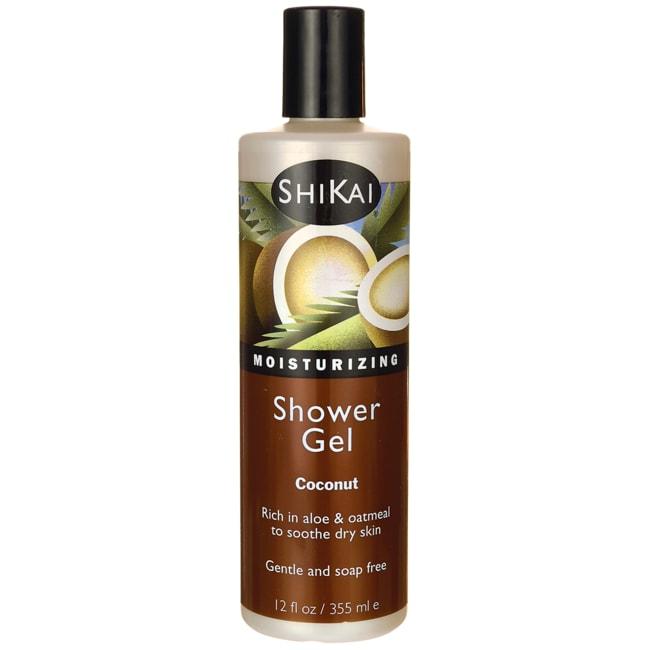 ShiKai Moisturizing Shower Gel - Coconut